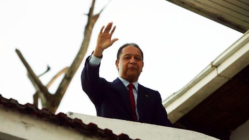 Legte sein Vermögen in der Schweiz an: Haitis Ex-Diktator Jean-Claude Duvalier