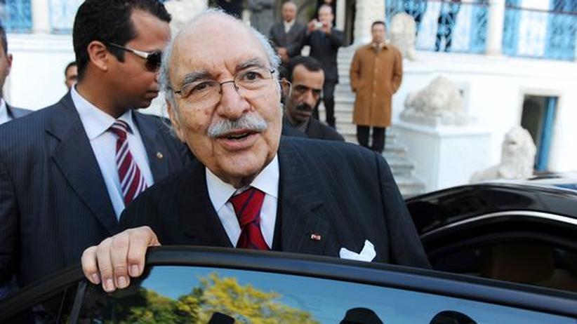 Tunesien: Mebazaa verspricht Demokratie