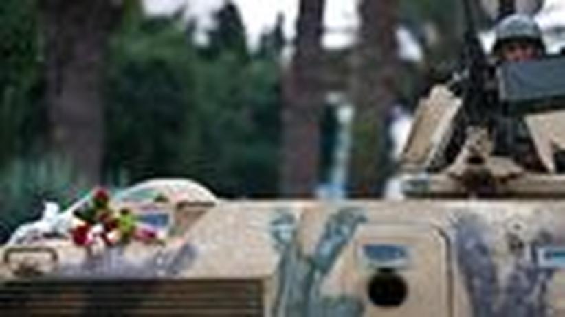 Tunesien: Revolution, Phase zwei