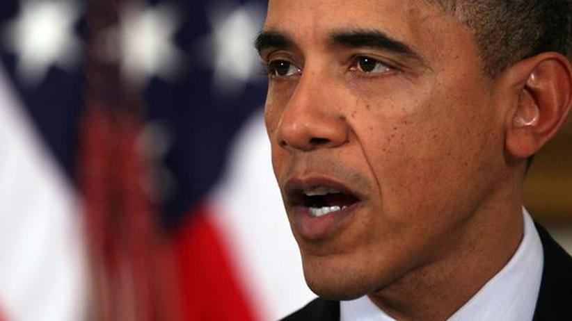 Ägypten: US-Präsident Obama fordert Mubarak zum Wandel auf