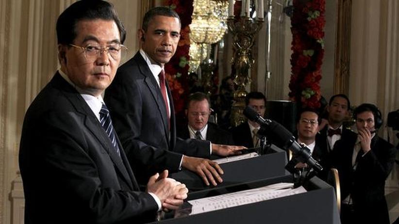 USA-Besuch: China bereit zu Abbau von Handelsungleichgewicht