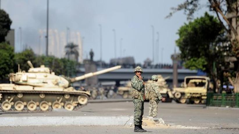 Ägypten: Schreie und Schüsse auf Kairos Straßen