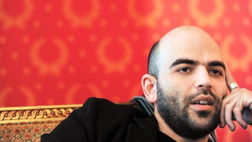Der italienische Autor Roberto Saviano (31) wird von der Mafia bedroht