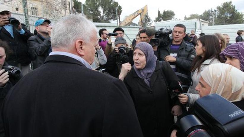 Ost-Jerusalem: Kampf um eine Ruine