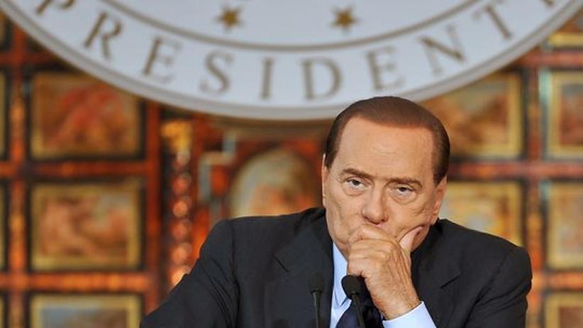 Italien: Ermittlung gegen Berlusconi in Prostituierten-Affäre