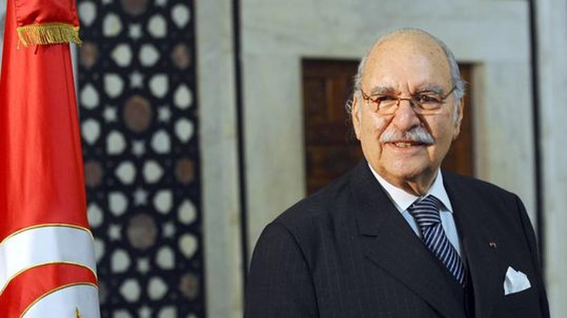 Tunesien: Interimspräsident Mebazaa verspricht Neuanfang