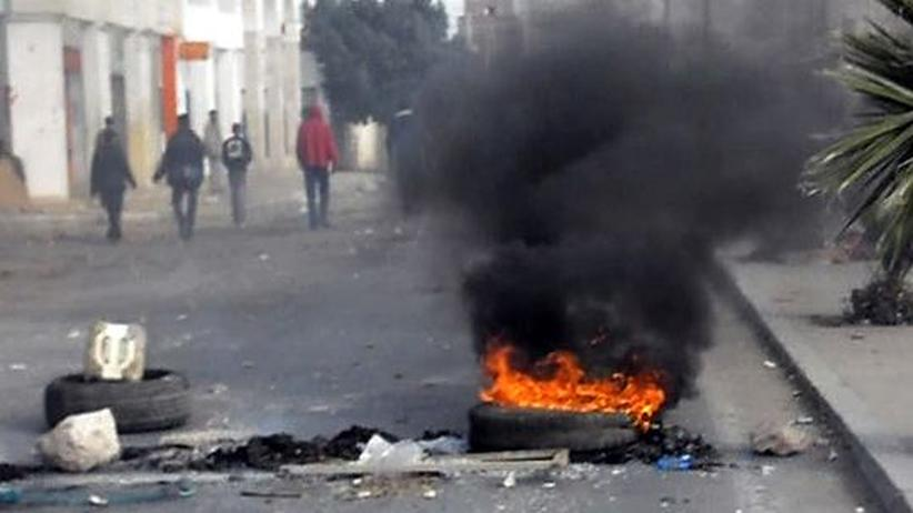 Nordafrika: Tote und Selbstverbrennungen bei Protesten in Tunesien