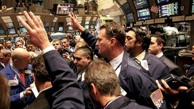 Finanzkrise: Kommission wirft Politik und Notenbank Versagen vor