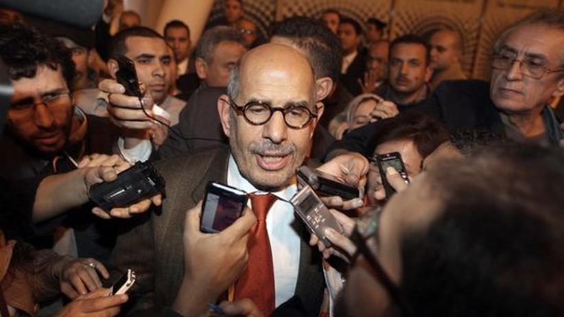 Präsidentenwahl: ElBaradei plädiert für Generationswechsel in Ägypten