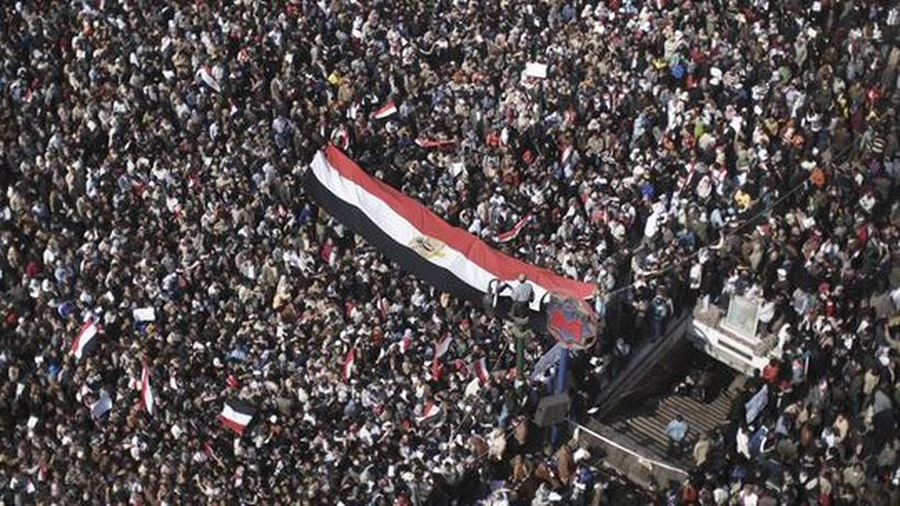 Ägypten: Wieder Massenproteste gegen Mubarak