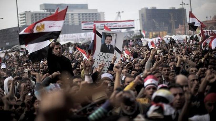 Ägypten: Mubaraks Gegner rufen zu neuer Massen-Demo auf