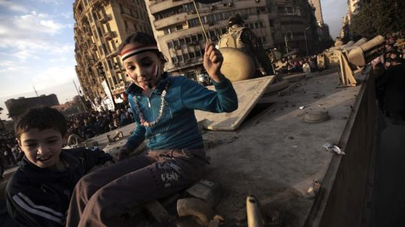 """Ägypten: """"Wir sind keine Lehrmeister"""""""