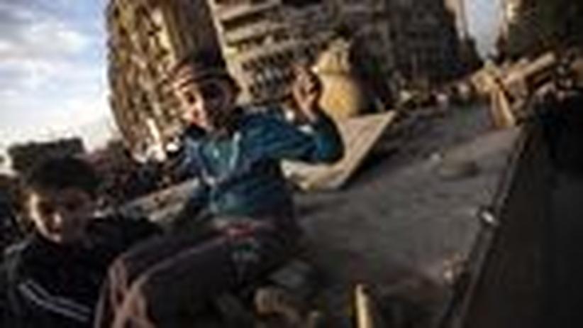 Ägypten: Die deutschen Demokratie-Helfer