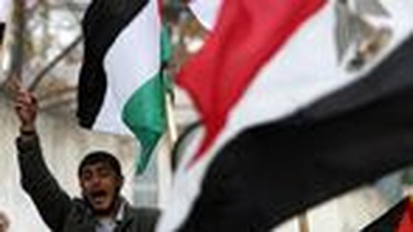 Liberalisierung: Palästinenser fürchten ägyptische Zustände