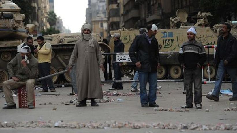 Diplomatie: Harsche Kritik an deutscher Ägypten-Politik