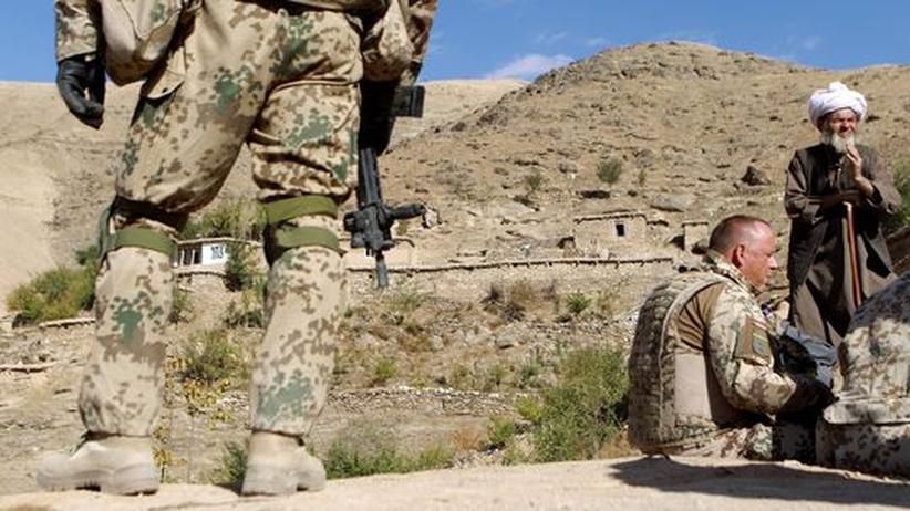 Anschlag: Afghane tötet zwei Bundeswehrsoldaten im eigenen Lager