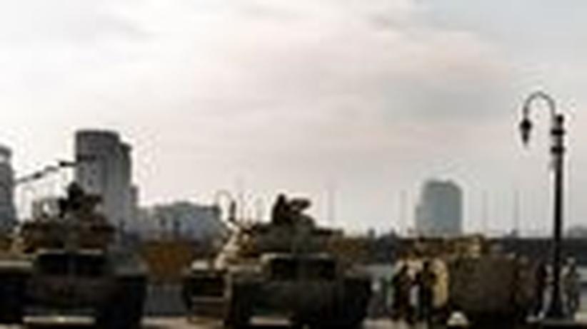 Ägypten: Die Armee als Schiedsrichter