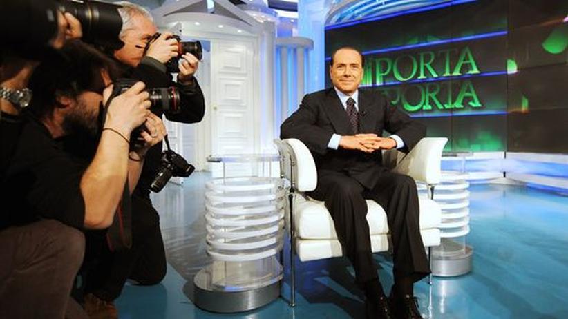 Italien: Herrscht  Berlusconi durch seine Sender?