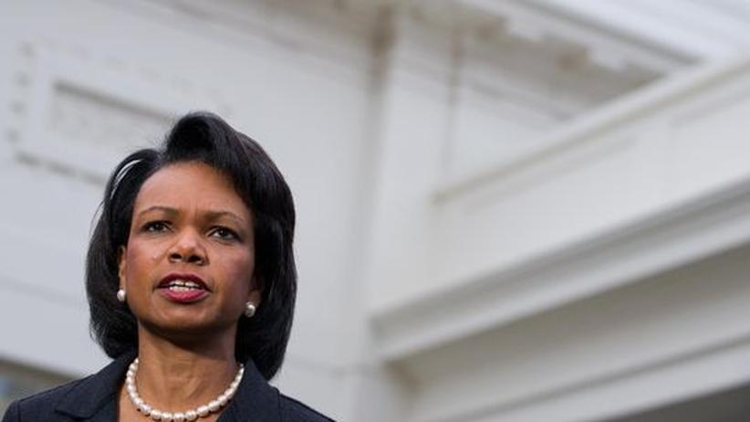 Condoleezza Rice war von 2005 bis 2009 Außenministerin der Vereinigten Staaten