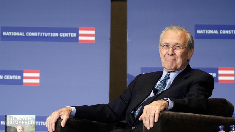 Rumsfeld-Memoiren: Erinnerungen eines Selbstgerechten