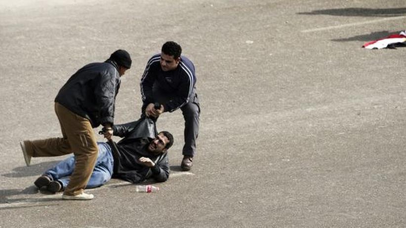 Menschenrechte: Journalisten berichten von Folter in ägyptischem Gefängnis