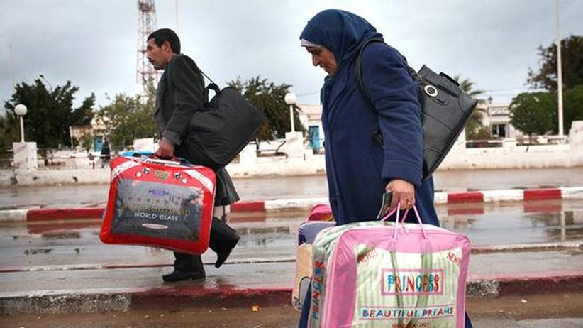 Aufstand: Mittelmeerländer verhindern schnelle Sanktionen gegen Libyen