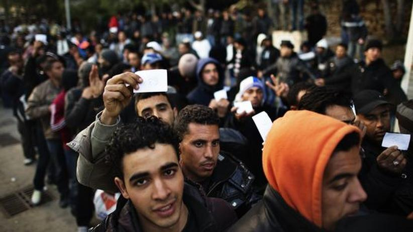 Tunesien: Flüchtlingsproblem provoziert Debatte über Lastenverteilung