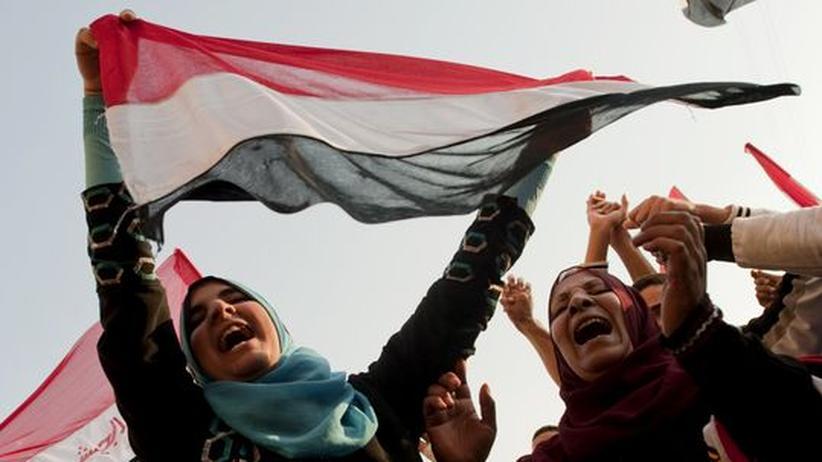 Revolution in Ägypten: Von Untertanen zu aktiven Bürgern