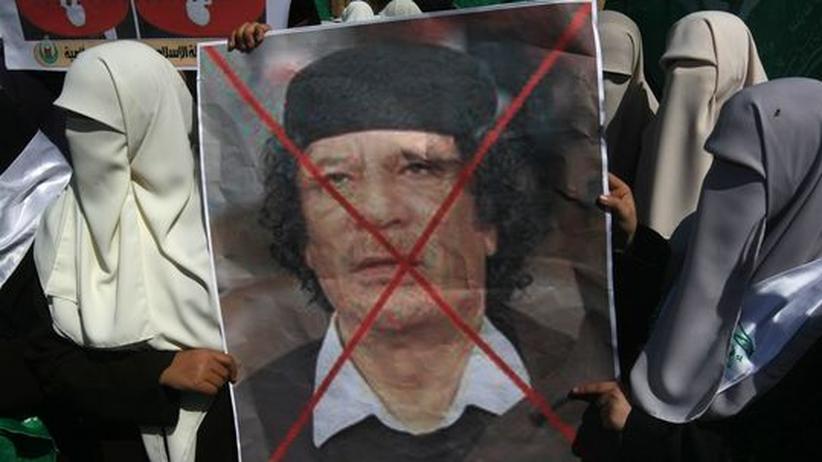 Libyen: Gadhafi ist isoliert