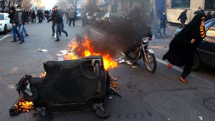Proteste: Spanischer Diplomat in Iran festgenommen