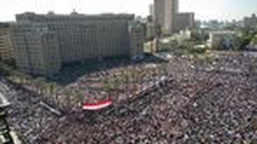 Proteste in Arabien: Der Westen muss auf seinen Orient verzichten