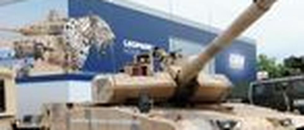 Krauss-Maffei Wegman Leopard 2 A7