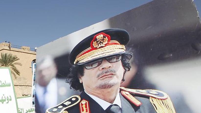 Proteste in Libyen : Gadhafi verliert drittgrößte Stadt des Landes