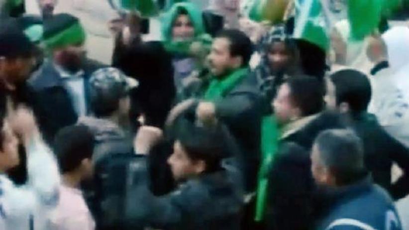 Gewalt in Libyen: In Tripolis eskaliert die Gewalt