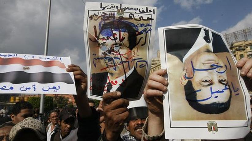 Unruhen: USA verhandeln über Mubarak-Abgang
