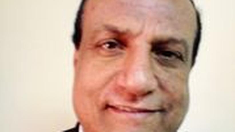 Der koptische Menschenrechtler Naguib Gobraiel