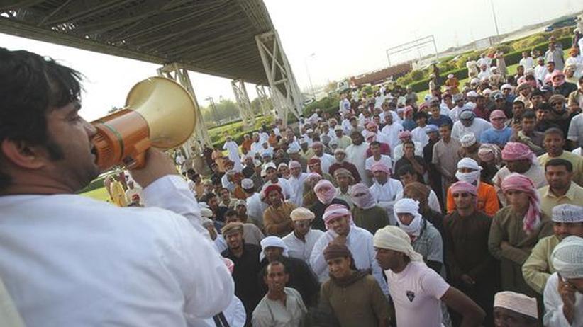 Arabische Halbinsel: Unruhen im Oman erreichen Hauptstadt Maskat