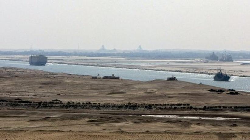 Nahost: Iranische Kriegsschiffe auf dem Weg nach Syrien