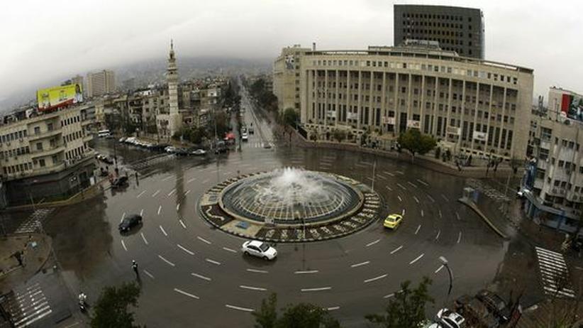 """Protestbewegung: """"Tag des Zorns"""" in Syrien fällt aus"""