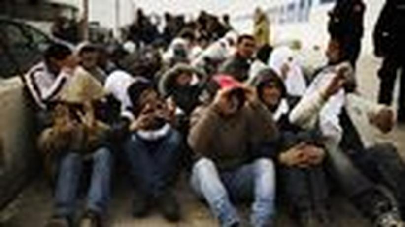 Flüchtlinge: Die italienische Hysterie ist fehl am Platz