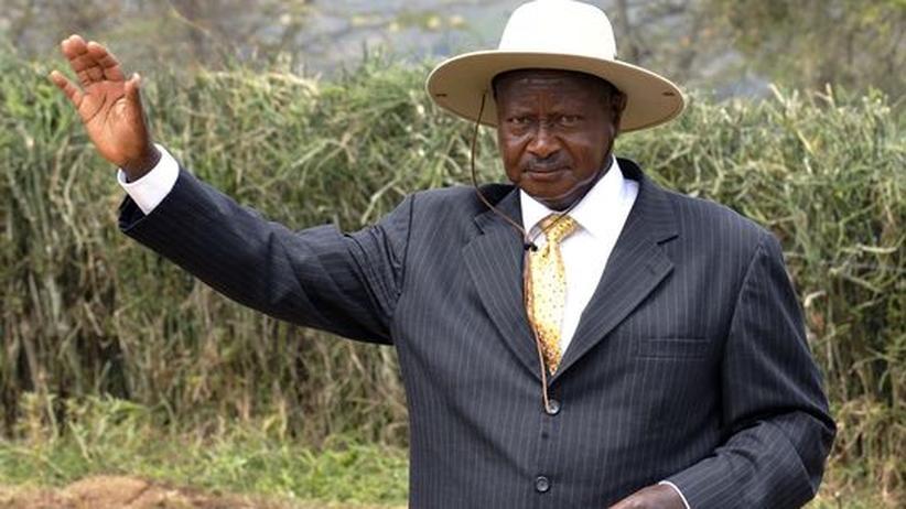 Ostafrika: Amtsinhaber Museveni gewinnt Wahlen in Uganda