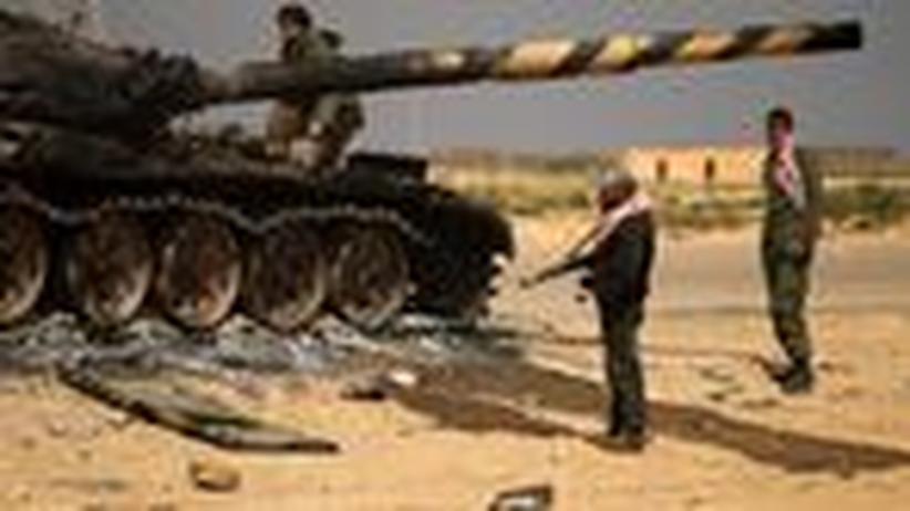 Libyen-Krieg: Ein Regimewechsel ist Aufgabe der Libyer