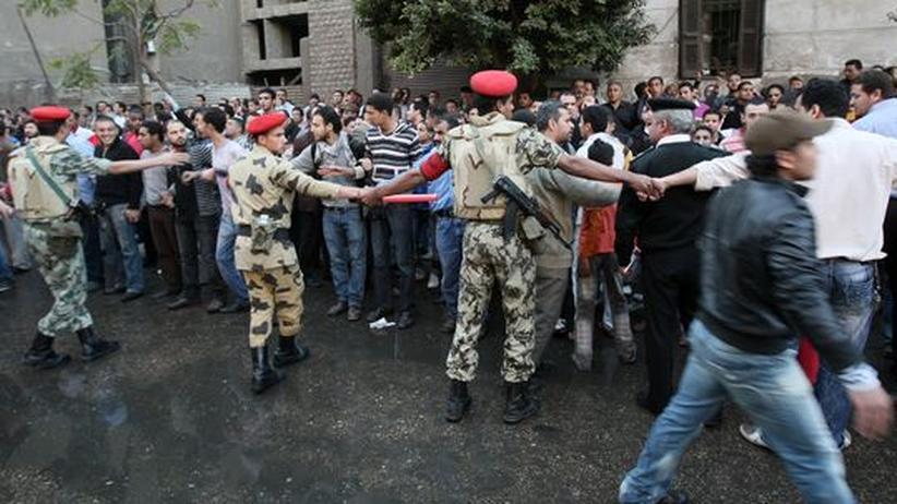 Neue Gesetze: Ägypten schränkt Demonstrations- und Streikrecht ein
