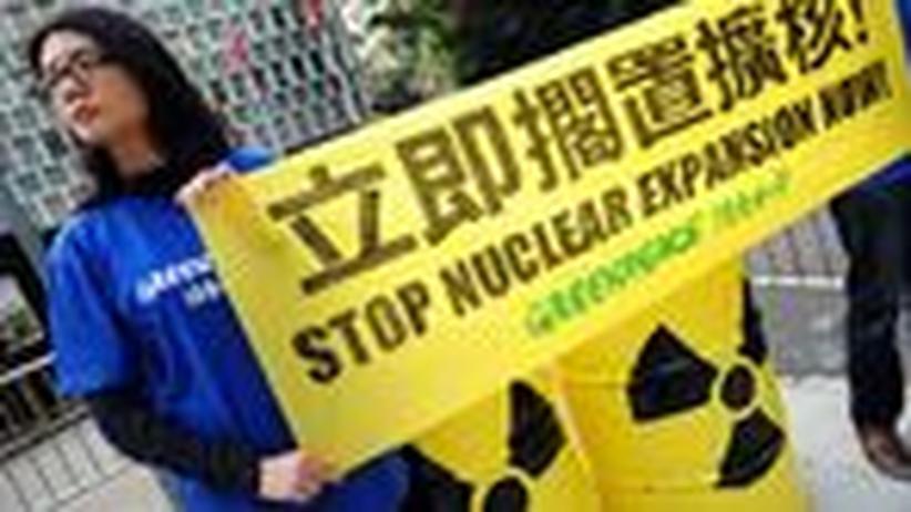Atomgegner: Chinesische Umweltschutzgruppen nutzen ihre Freiheiten