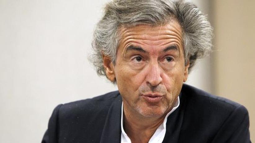 Libyen-Krieg: Der französische Philosoph und Autor Bernard-Henri Lévy