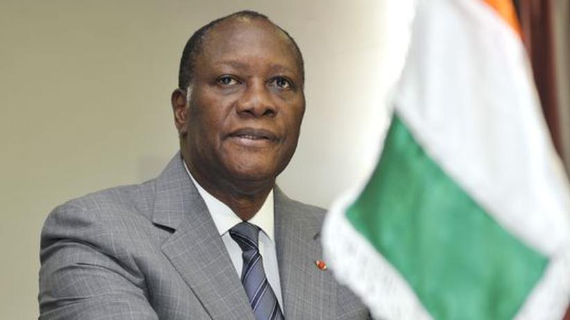 Alassane Ouattara ist der international anerkannte Präsident der Elfenbeinküste.