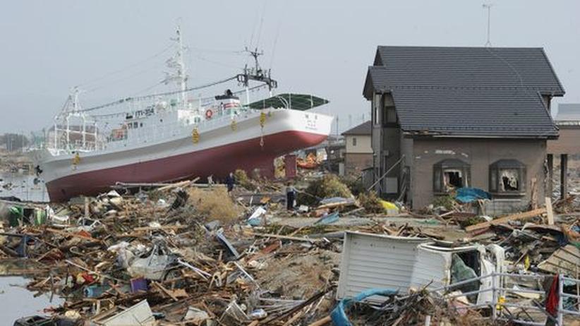 Erdbeben: Japan rechnet mit Folgekosten von 300 Milliarden Dollar
