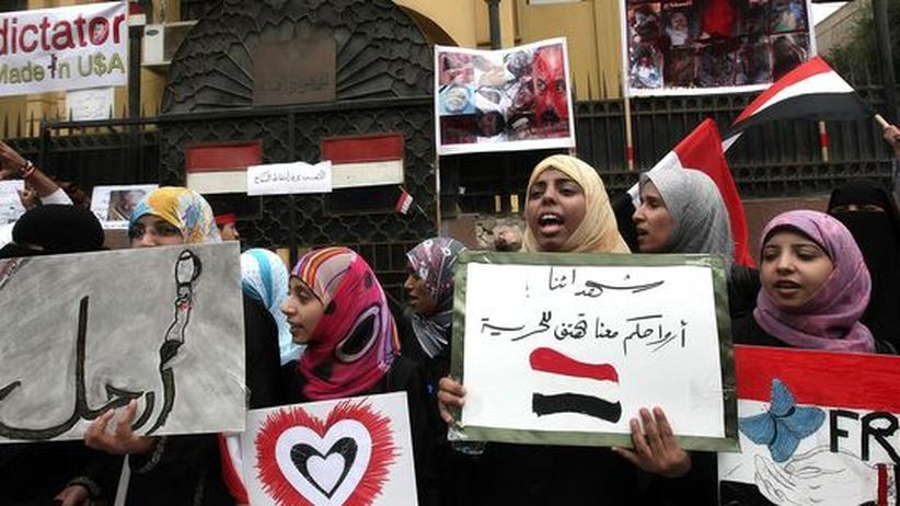 Naher Osten: Jemens Präsident entlässt Regierung
