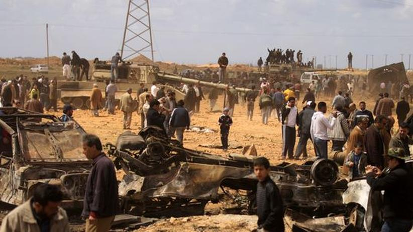Libyen-Einsatz: Türkei will die Nato heraushalten