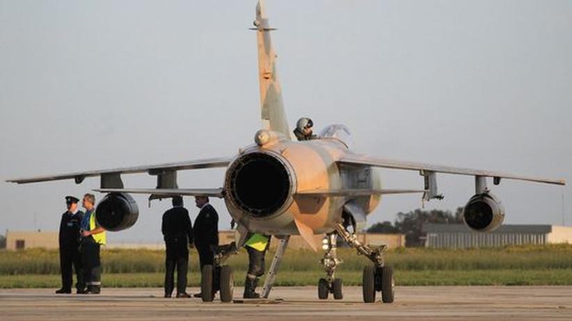 Sicherheitsrat: UN verhängen Flugverbotszone über Libyen